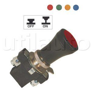 interrupteur tirette lentille 6 12 et 24 volts. Black Bedroom Furniture Sets. Home Design Ideas