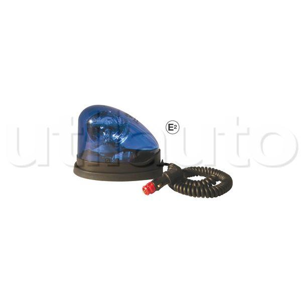 gyrophare rotatif goutte d 39 eau bleu homologu e2 a1b1001013 12 volts 55 watts robert lye. Black Bedroom Furniture Sets. Home Design Ideas
