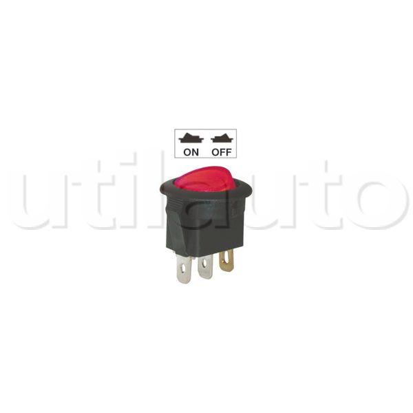mini interrupteur bascule on off per age 20 mm. Black Bedroom Furniture Sets. Home Design Ideas